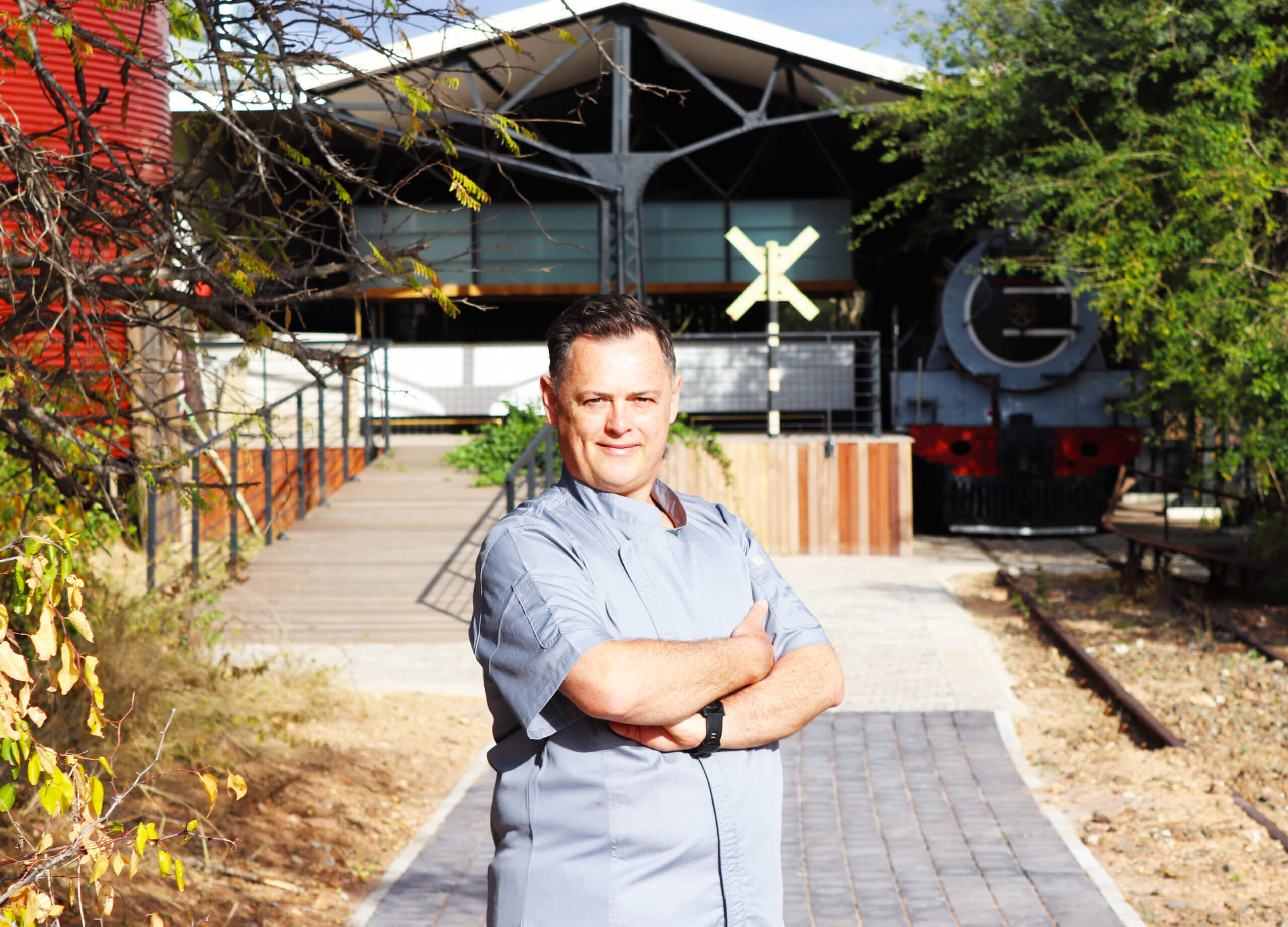SA Celebrity Chef Brings A World Of Flavour To Kruger Station