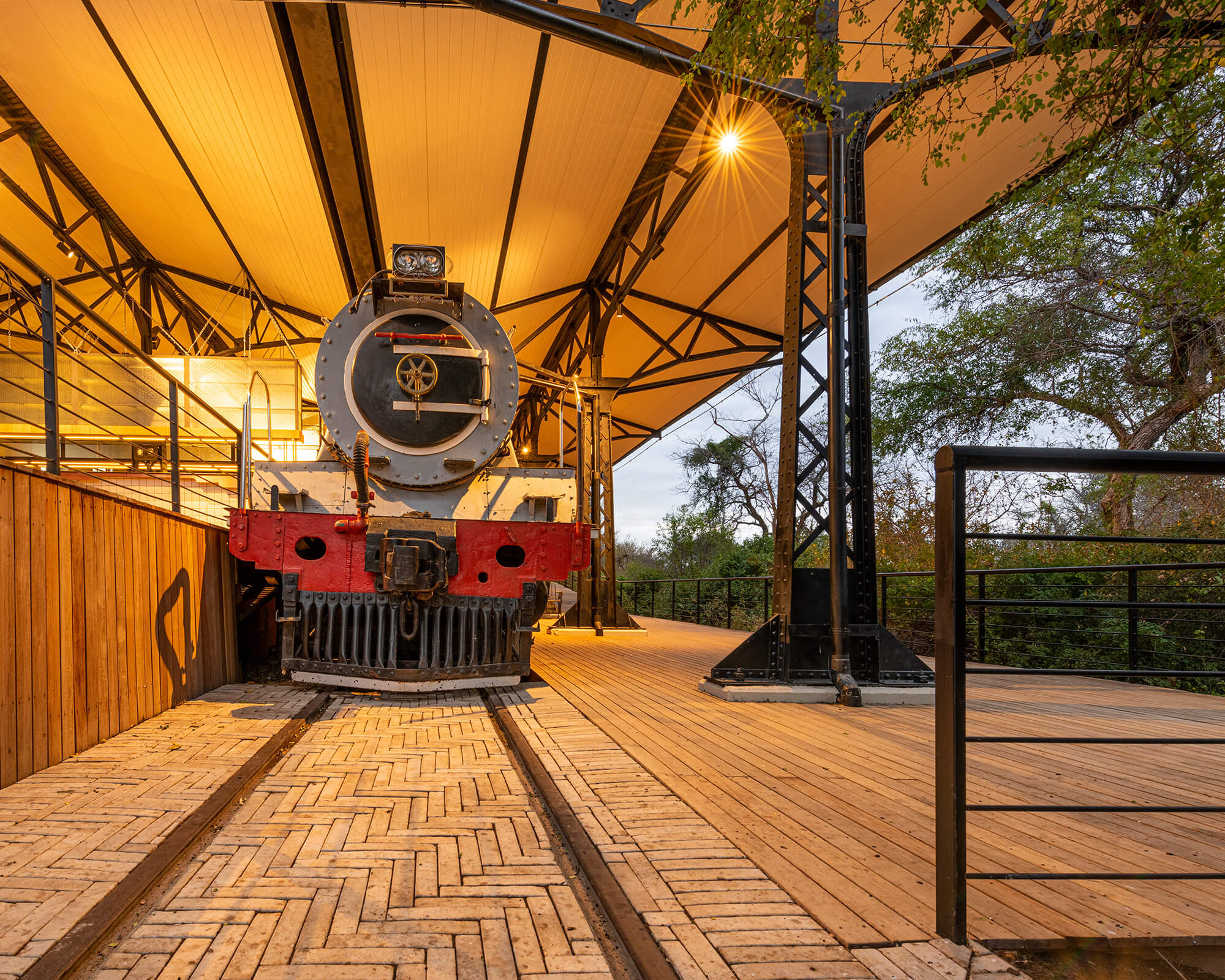 Kruger Station | Multimedia Internship