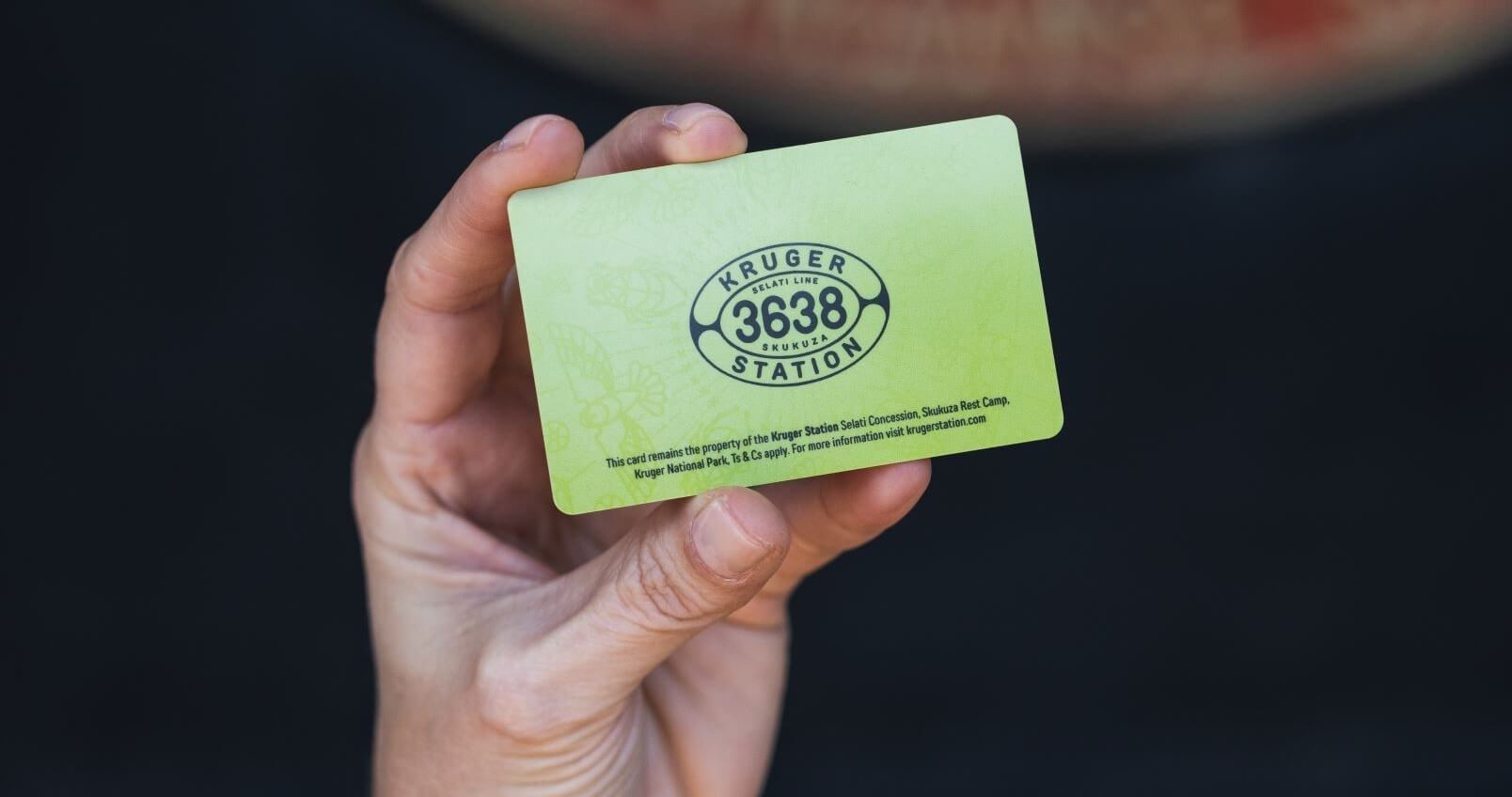 Kruger Station launches Loyalty Card